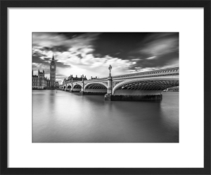 Westminster Bridge by Assaf Frank