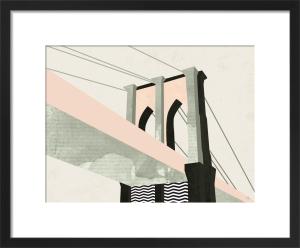 Brooklyn Bridge by Michelle Collins