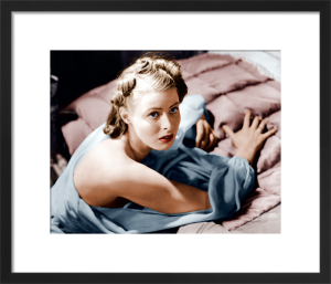 Ingrid Bergman (On the Sunny Side) 1936 by Hollywood Photo Archive