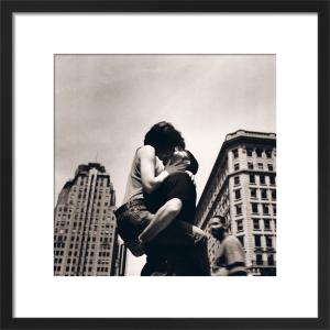 The Kiss, NYC by Matthew Alan