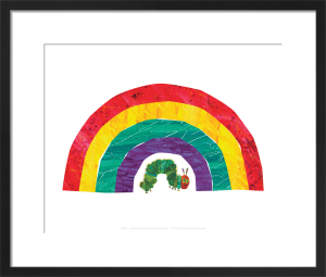The Very Hungry Caterpillar 8 by Eric Carle