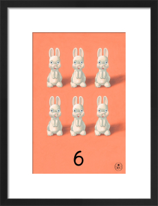 6 by Ladybird Books'