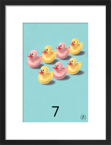 7 by Ladybird Books'