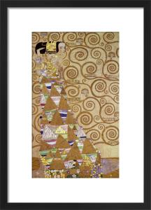 Anticipation, 1905-09 by Gustav Klimt