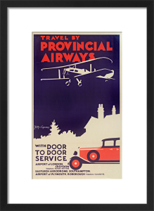 Provincial Airways, 1930s by Royal Aeronautical Society