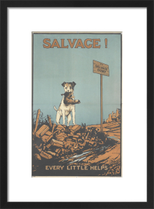 Salvage! Every Little Helps by S.R. Chilvers