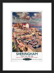 Sheringham by Tom W Armes