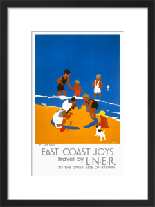 East Coast Joys, No 3 by Tom Purvis