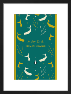 Moby-Dick by Coralie Bickford-Smith