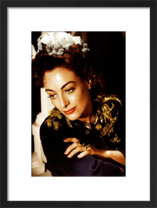 Joan Crawford 1945 by Hollywood Photo Archive