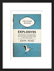 Explosives by Penguin Books