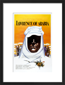 Lawrence of Arabia by Cinema Greats