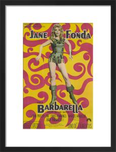 Barbarella (spanish) by Cinema Greats