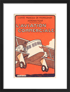 L'Aviation Commerciale, 1926 by Royal Aeronautical Society