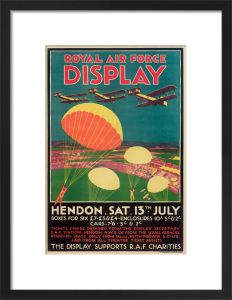 Royal Air Force Display, Hendon, 1929 by Royal Aeronautical Society