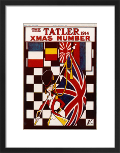 The Tatler, Christmas 1914 by Tatler