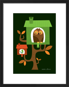 Birdhouse by Sean Sims
