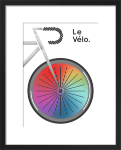 Le Velo Blanc by Jeremy Harnell