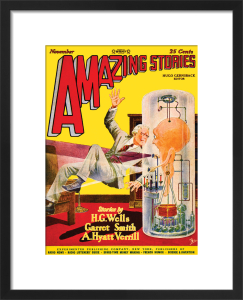 Machine Man of Ardathia by Frank Paul