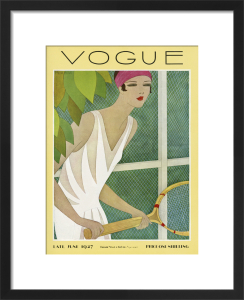 Vogue Late June 1927 by Harriet Meserole
