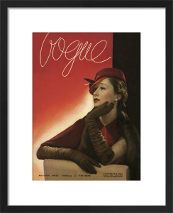 Vogue September 1933 by George Hoyningen-Huene