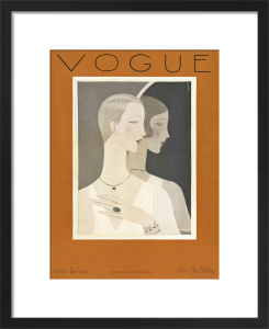 Vogue Early April 1926 by Eduardo Benito