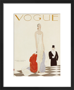 Vogue Late December 1925 by Eduardo Benito
