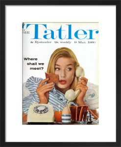 The Tatler, March 1960 by Tatler