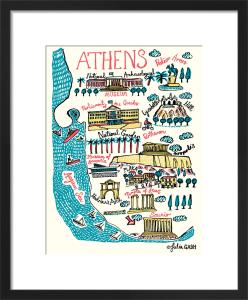 Athens by Julia Gash