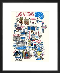 Las Vegas by Julia Gash