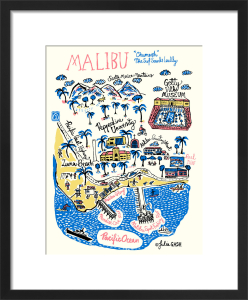 Malibu by Julia Gash