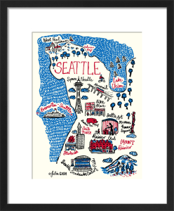 Seattle by Julia Gash