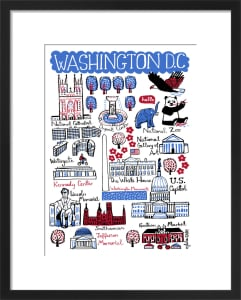 Washington DC by Julia Gash
