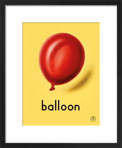 balloon by Ladybird Books'