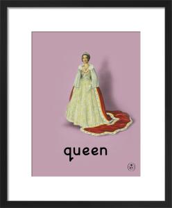 queen by Ladybird Books'