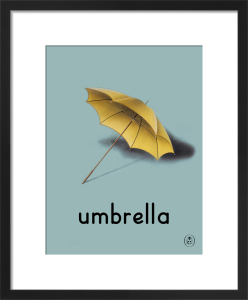 umbrella by Ladybird Books'