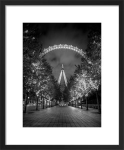 Sparkling Millenium Avenue by Assaf Frank