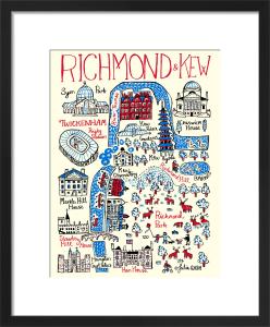 London - Richmond and Kew by Julia Gash