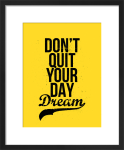 Don't Quit by Nick Cranston