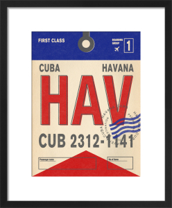 Destination - Havana by Nick Cranston
