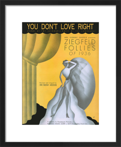 You Don't Love Right (Ziegfeld Follies of 1936) by Anonymous