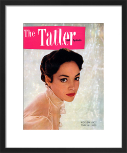 The Tatler, November 1957 by Tatler