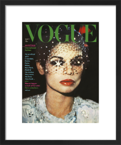 Vogue March 1974 by Eric Boman