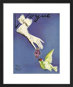 Vogue 3 March 1937 by Raymond de Lavererie