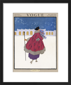 Vogue 1 December 1919 by Helen Dryden