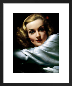 Carole Lombard 1941 by Hollywood Photo Archive