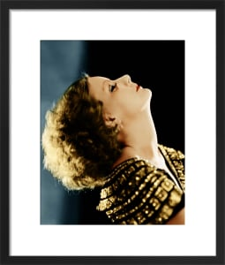 Greta Garbo (Inspiration) by Hollywood Photo Archive