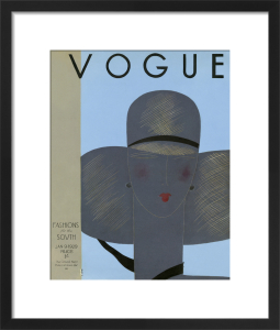 Vogue 9 January 1929 by Eduardo Benito