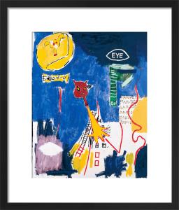 Pakiderm, 1984 by Jean-Michel Basquiat