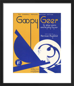 Goopy Geer by Anonymous